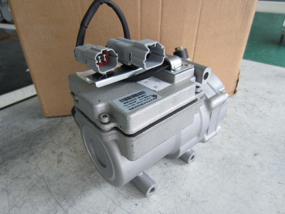 CE scroll <strong>R134a</strong> 96v dc compressor A/C HAVC refrigeration cooling air condition air conditioning air conditioning