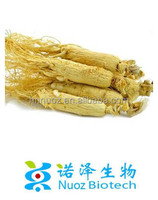 Chinese herb Ginseng Extract/60% Natural Panax Ginseng Root Extract Powder/ Factory Supply organic ginseng extract