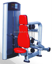 Life Fitness Gym Equipment / AX9807 Seated Triceps Extension / Body Solid