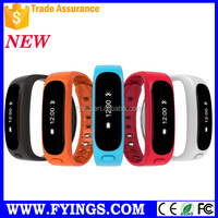 e02 smart band tw64 wristband / runners watch