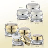 body lotion 30g 50g 100g bamboo cosmetic jar