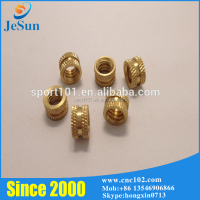 Alibaba China Blind Threaded Brass Insert Nut For Plastic