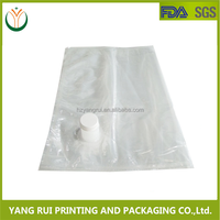 Chinese Factory Oem Fda Certificated Packing Oil Flexi Bags