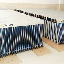 Balcony heat pipe pressurized solar collector 30tubes