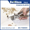 Rivet Snap Canvas Household Pincer Drill Hole Pliers DIY Hand Tools