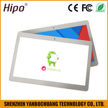 factory price Hipo 10.6 inch 1366*768 IPS Dual Sim FDD LTE WCDMA GSM 4G SIM Card Slot GPS Phablet Tablet PC With Android 6.0