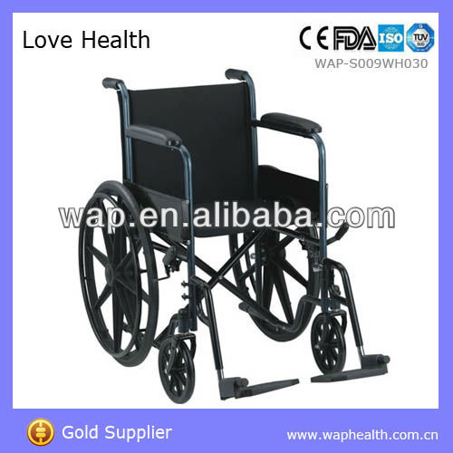 WAP TUV and FDA approved Invalid wheel chair