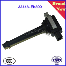 Ignition coil OEM 22448-ED800 for Japanese car spark coil