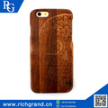 Top sale wood mobile phone accessories For iPhone5 6/6S 6plus