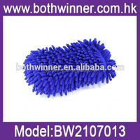 wash gloves , TR003, microfiber super absorbent car chenille wash polish cleaning mitt glove