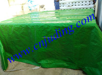 green/orange pe tarpaulin for wover