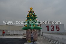 Top sale inflatable Christmas balloon N2029