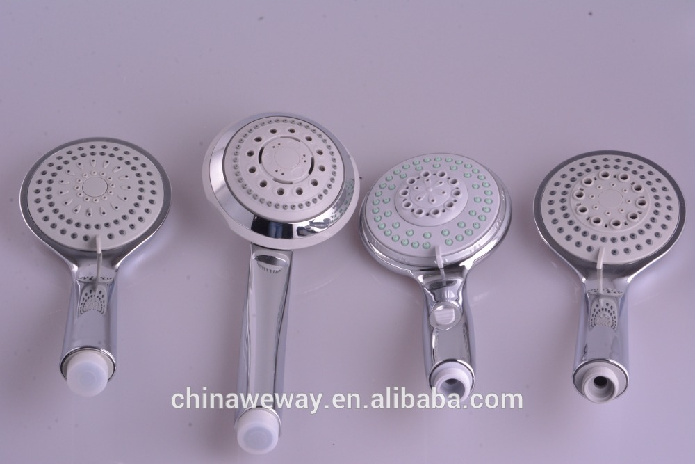 2017 water saving rain overhead shower head for bathroom