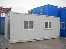 Recycled Demountable Prefab Luxury Container House/geodesic dome house with Equipment