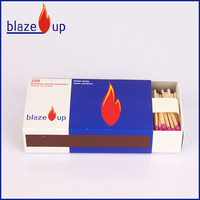 Best quality wooden safety matches Kitchen match safety matches suppliers