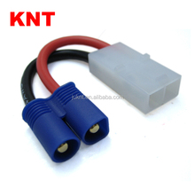 KNT KT-81828A RC Conversion wire battery connector EC3 male to Tamiya female Adapter For RC Car /Truck