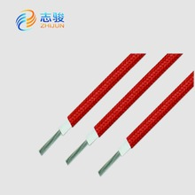 Coated Fiberglass Braided cable UL3122