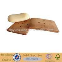 Bamboo Soap Tray, Bamboo Holder for Soap