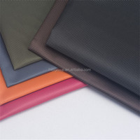 100%polyester oxford fabric with pvc coated for suitcase,luggage and tent PVC polyester oxford fabric