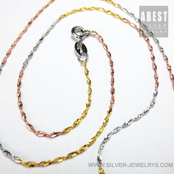 Best Discount Sterling Silver Jewelry Store 925 Silver Chains