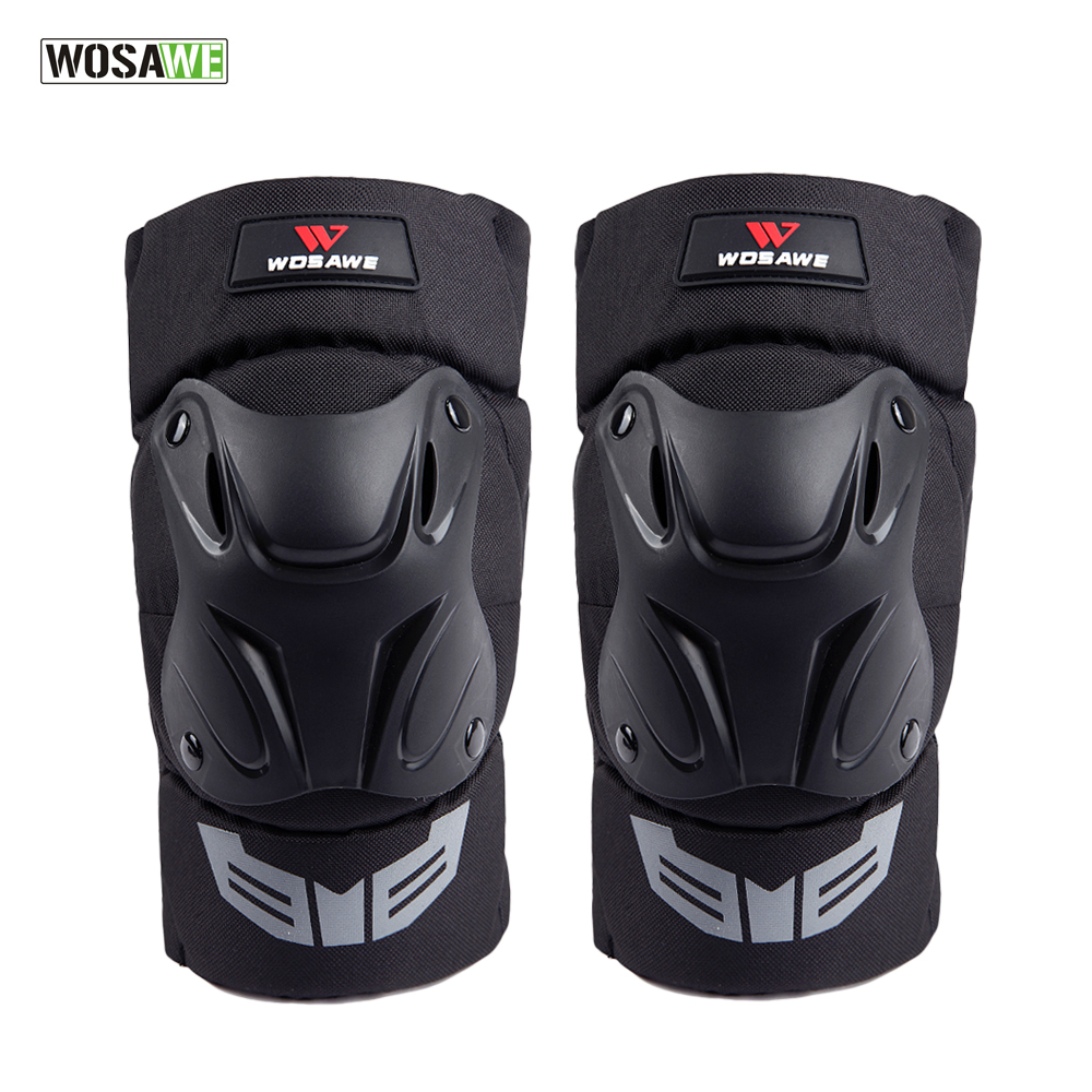 WOSAWE Adult Skiing Skateboard Knee Pads Breathable Unisex Motorcycle Kneeling extreme sports shockproof 3D Knee Pad