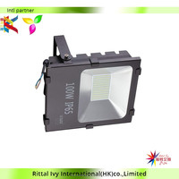 Rittalivy 2016 Hot Sale New Design Black Color Smd 100 Watt Led Flood Light With Ce Rohs Certification Made In China