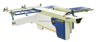 Precision sliding table saw