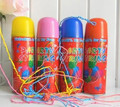 aerosol party crazy silly string spray