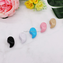 Portable rosh S530 wireless invisible earphones for xiaomi mp3