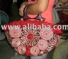 Fashionable Abaca Bags