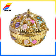 metal wholesale trinket box