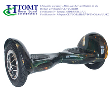10 inch Hoverboard 2 Wheels Smart Balance Electric Scooter 700W Bluetooth self Balancing Skateboard $100