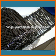 High Quality black double loop tie wire/bar tie wire for selling