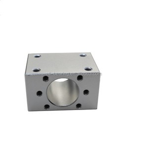 DSG12H Nut Housing,Nut Bracket for CNC SFU1204 ball screw
