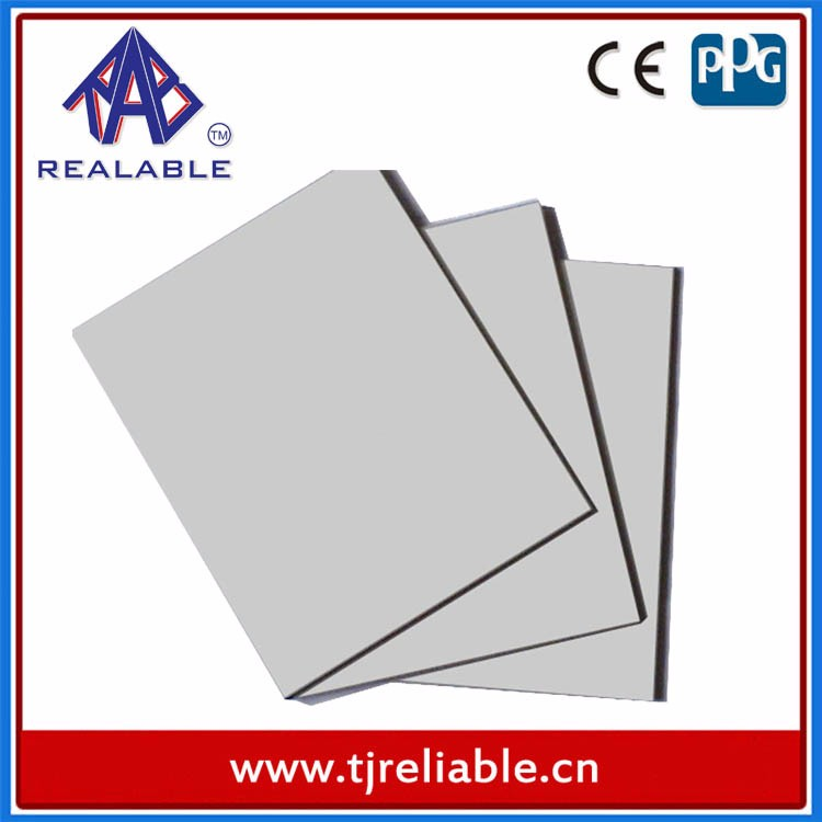 Outstanding fireproof Aluminum Plastic Compsite Panel use for New Wall Covering Materials