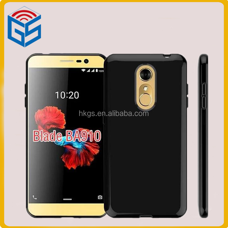 Other Mobile Phone Accessories Full Transparent Clear Soft Skin Gel Tpu Case For ZTE Blade A910 BA910