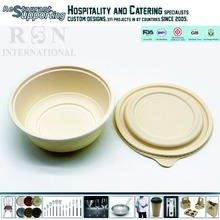 Wholesale chinese biodegradable round bottom plastic noodle box