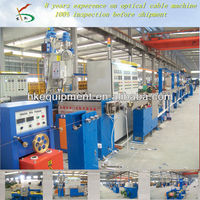 high speed double layer co-extrusion extruder /wire and cable machine