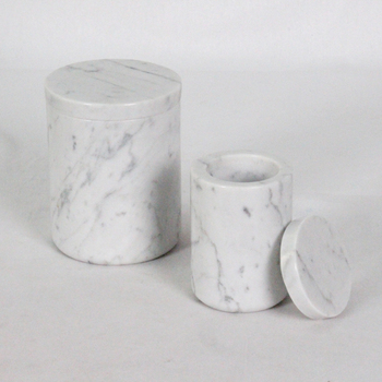 High Quality marble Designer Kitchen Tea Coffee Sugar Canisters