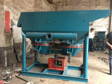 chromate ore jigging machine preparation equipment