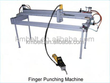 finger cutting machine
