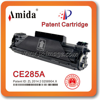 Patent Toner Cartridge CE285A Compatible for HP printer 1005 1006 1102 1132
