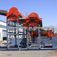 2014 hot sale iron sand magnetic separator from pioneer group with best price
