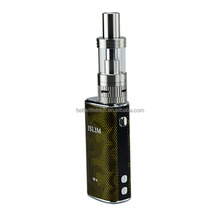 Electronic cigarette usa big vapor e cigarette with adjustable voltage ISLIM 50W TC mod vapor electronical cigarettes
