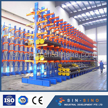 OEM industrial heavy duty cantilever rack