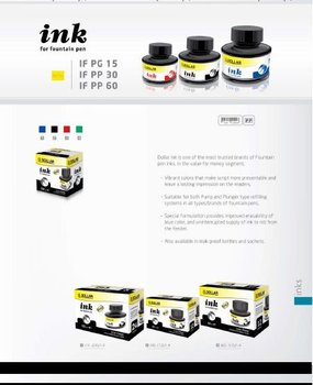 Fountain pen Ink 60ml
