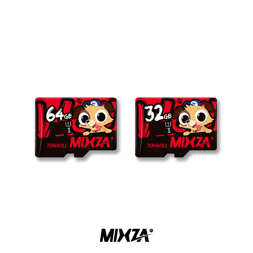 MIXZA Collector SD Card 32GB 64GB 128GB Wholesale Micro TF sd Memory card Class10 <strong>U1</strong> U3 C10 IP Camera Micro TF Cards in china