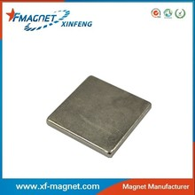 Permanent magnet rare earth magnet block Smco magnet