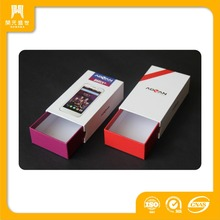 Matte Finished Cellphone Packaging Box with EVA Foam Insert