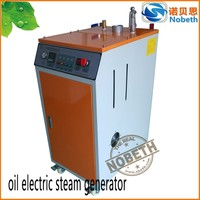 Nobeth 12KW Oil Electric Adjustable Steam Generator for Autoclave